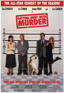 Getting Away With Murder - 11 x 17 Movie Poster - Style A