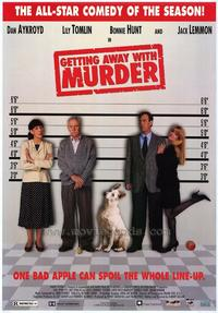 Getting Away With Murder - 27 x 40 Movie Poster - Style A