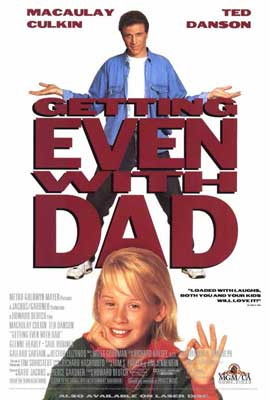 Getting Even with Dad - 27 x 40 Movie Poster - Style A