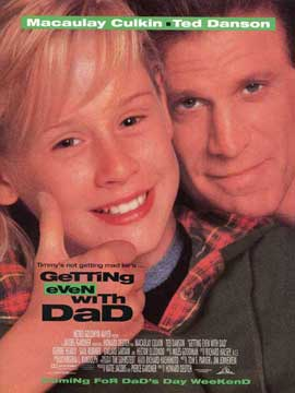 Getting Even with Dad - 11 x 17 Movie Poster - Style C