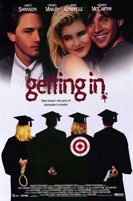 Getting In - 11 x 17 Movie Poster - Style A