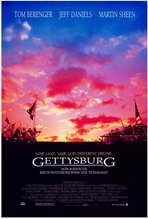Gettysburg - 27 x 40 Movie Poster - Style A