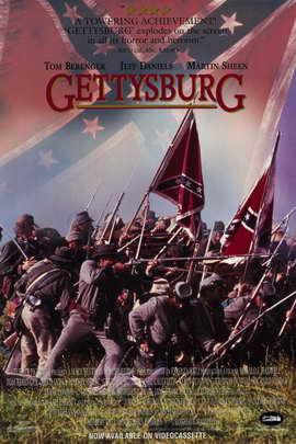 Gettysburg - 11 x 17 Movie Poster - Style B