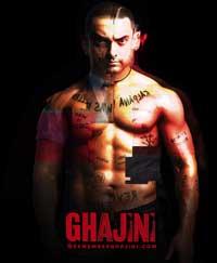 Ghajini - 11 x 17 Movie Poster - Style B
