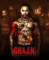 Ghajini - 11 x 17 Movie Poster - Style C