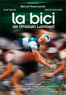 Ghislain Lambert's Bicycle - 27 x 40 Movie Poster - Spanish Style A