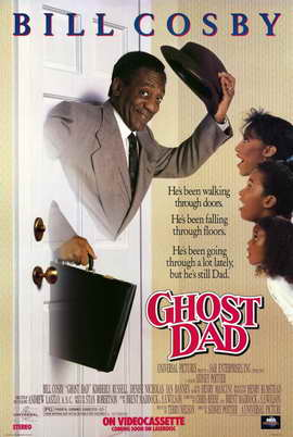 Ghost Dad - 11 x 17 Movie Poster - Style A