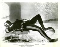 Ghost Diver - 8 x 10 B&W Photo #1