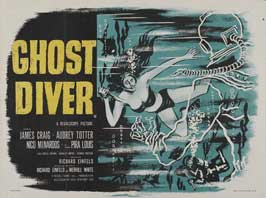 Ghost Diver - 11 x 17 Movie Poster - UK Style A