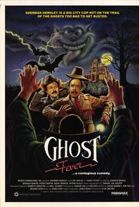 Ghost Fever - 27 x 40 Movie Poster - Style B