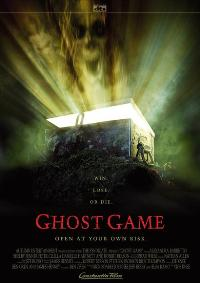 Ghost Game - 27 x 40 Movie Poster - Style A
