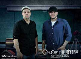 Ghost Hunters Academy (TV) - 11 x 17 TV Poster - Style A