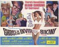 Ghost In the Invisible Bikini - 11 x 14 Movie Poster - Style A