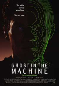 Ghost in the Machine - 27 x 40 Movie Poster - Style B