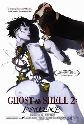 Ghost in the Shell 2: Innocence - 27 x 40 Movie Poster - Style A