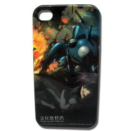 Ghost in the Shell - SAC Motoko and Tachikoma iPhone 4 Case