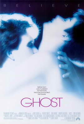 Ghost - 27 x 40 Movie Poster - Style A