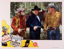Ghost of Hidden Valley - 11 x 14 Movie Poster - Style A
