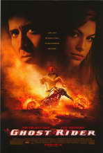 Ghost Rider - 27 x 40 Movie Poster - Style B