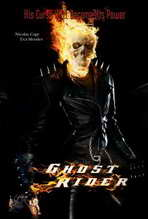 Ghost Rider - 27 x 40 Movie Poster - Style C