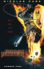 Ghost Rider - 27 x 40 Movie Poster - Style D