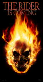 Ghost Rider - 14 x 36 Movie Poster - Insert Style A