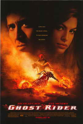 Ghost Rider - 27 x 40 Movie Poster