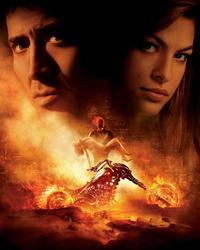 Ghost Rider - 8 x 10 Color Photo #53