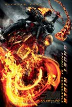 Ghost Rider: Spirit of Vengeance - 11 x 17 Movie Poster - Style B