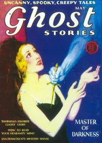 Ghost Stories (Pulp) - 11 x 17 Pulp Poster - Style A