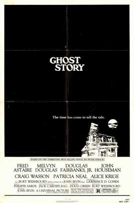Ghost Story - 11 x 17 Movie Poster - Style A