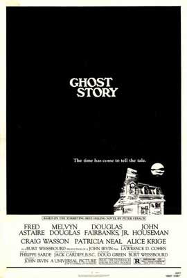 Ghost Story - 27 x 40 Movie Poster - Style A