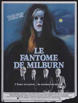 Ghost Story - 27 x 40 Movie Poster - Belgian Style A