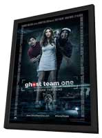 Ghost Team One - 11 x 17 Movie Poster - Style A - in Deluxe Wood Frame