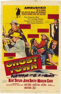 Ghost Town - 27 x 40 Movie Poster - Style A