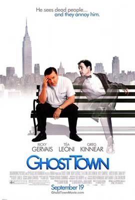 Ghost Town - 11 x 17 Movie Poster - Style A