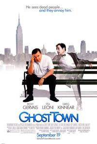 Ghost Town - 43 x 62 Movie Poster - Bus Shelter Style A