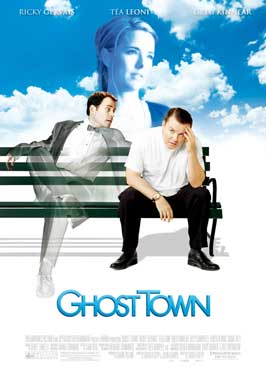 Ghost Town - 43 x 62 Movie Poster - Bus Shelter Style B