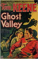 Ghost Valley - 27 x 40 Movie Poster - Style A