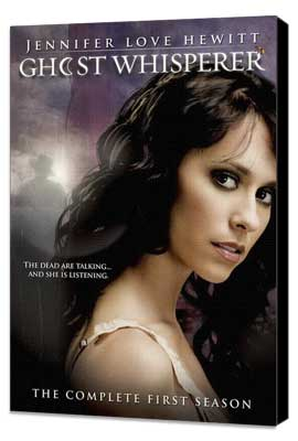 Ghost Whisperer - 27 x 40 Movie Poster - Style A - Museum Wrapped Canvas