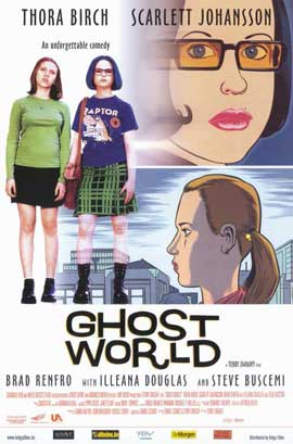 Ghost World - 11 x 17 Movie Poster - UK Style A