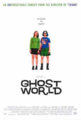 Ghost World - 27 x 40 Movie Poster - Style A