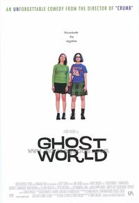 Ghost World - 11 x 17 Movie Poster - Style B