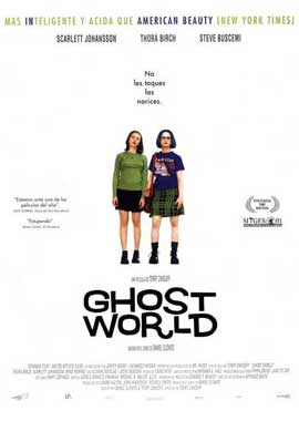 Ghost World - 11 x 17 Movie Poster - Spanish Style A