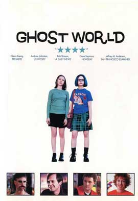 Ghost World - 27 x 40 Movie Poster - UK Style A