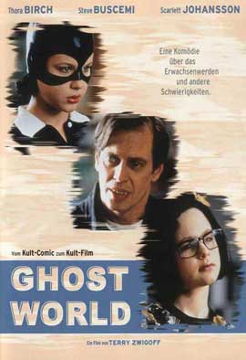 Ghost World - 11 x 17 Movie Poster - German Style A