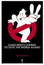 Ghostbusters 2 - 27 x 40 Movie Poster - Style B