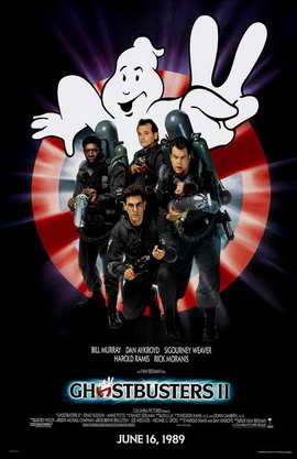 Ghostbusters 2 - 11 x 17 Movie Poster - Style A