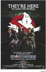 Ghostbusters - 11 x 17 Movie Poster - Style E