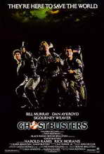 Ghostbusters - 27 x 40 Movie Poster - Style A